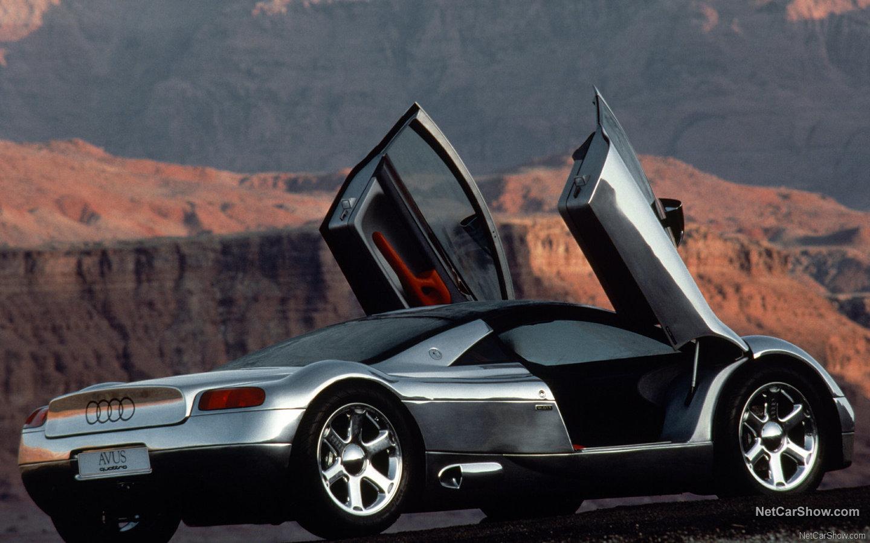 Audi Avus Quattro Concept 1991 b7462fea