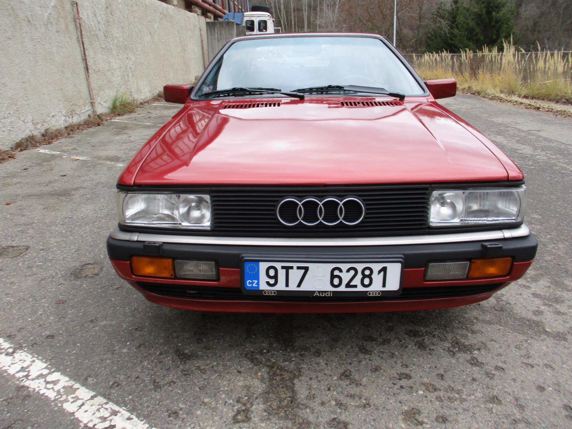 Audi Coupe GT 1985 classiccalforsale