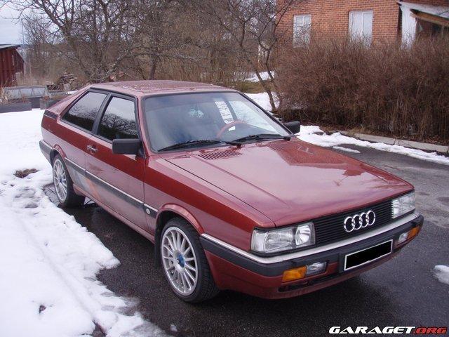 Audi Coupe GT 1985 garaget org  89736-1305091