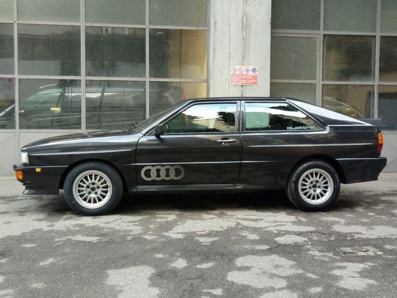Audi Coupe GT 1986 instructionmanuel