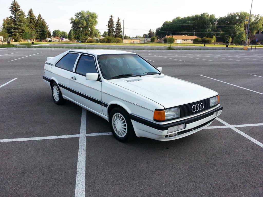 Audi Coupe GT 1987 germancarsforsaleblog com uhde