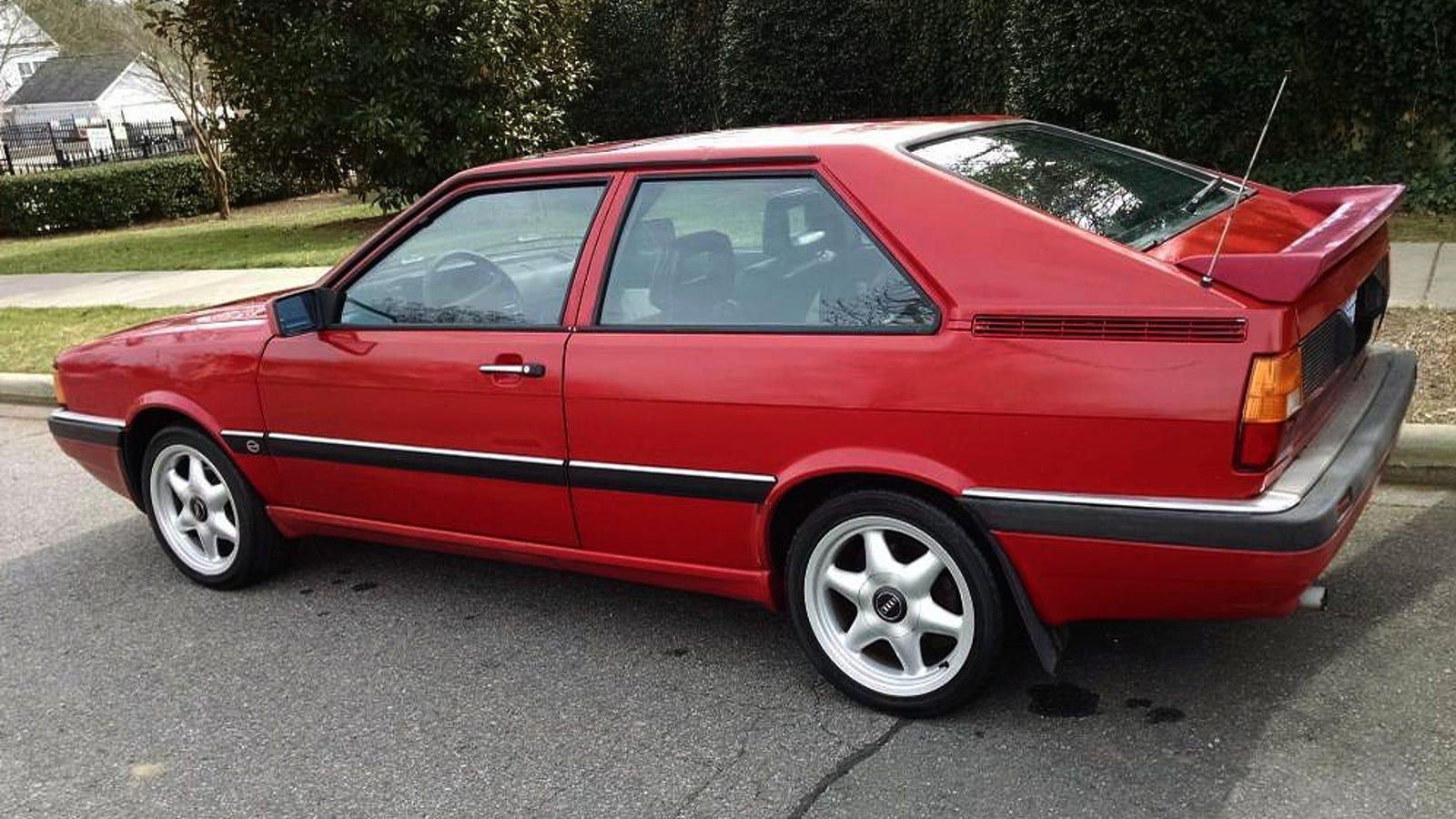 Audi Coupe GT 1987 jalopnik ai1xyshlut4bcu7cmmfi