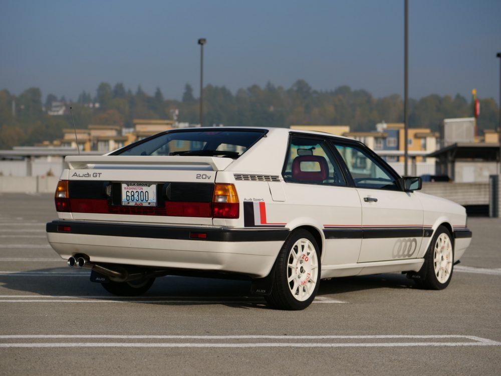 Audi Coupe GT 5E 1986 gemancarsforsaleblog com  GT5-1000x750