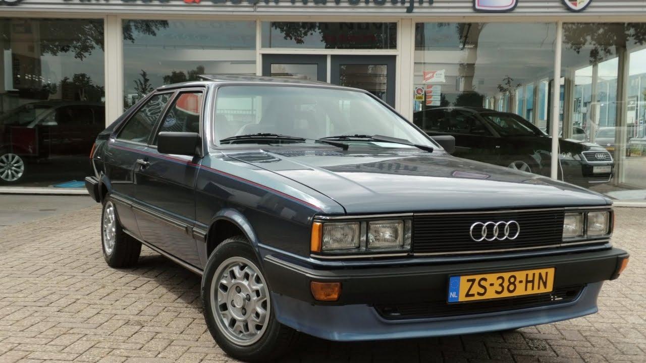 Audi Coupe GT  5E 1987 JanLos-youtube