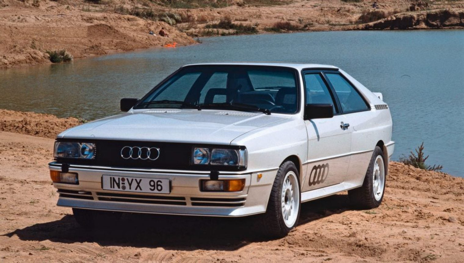 Audi Coupe GT Quattro 1987 cdn