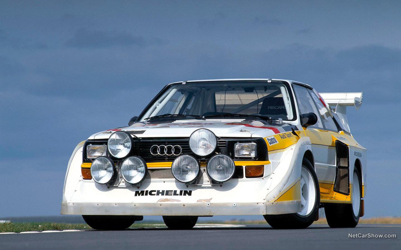 Audi Coupé Sport Quattro S1 1985 cdfe55ab