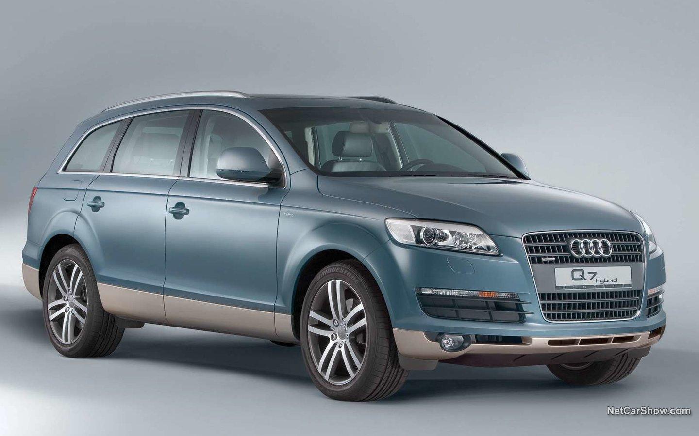 Audi Q7 Hybrid Concept 2005 40960c96