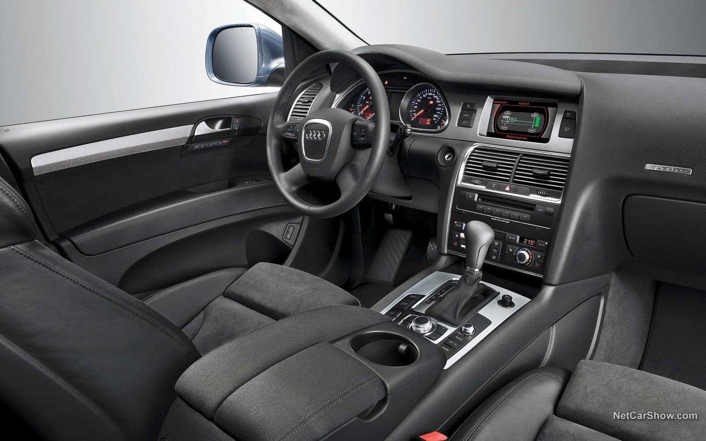 Audi Q7 Hybrid Concept 2005 85c09761