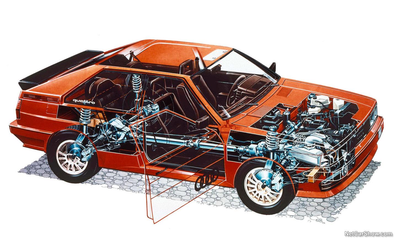 Audi Quattro 1980 d7b1fc12