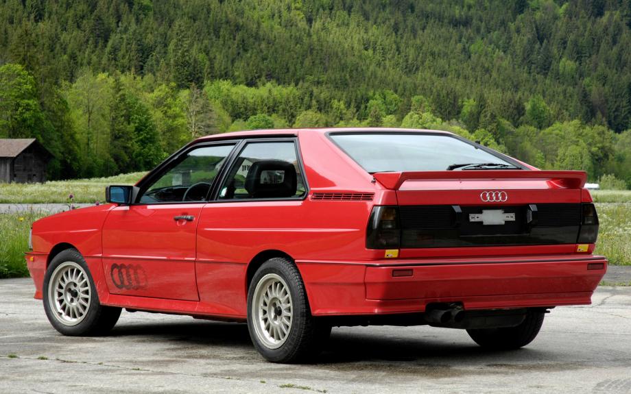 Audi Quattro 1985 carpixel