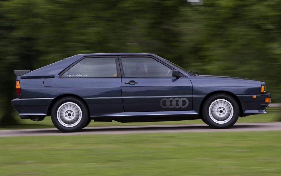 Audi Quattro 1990 carpixel