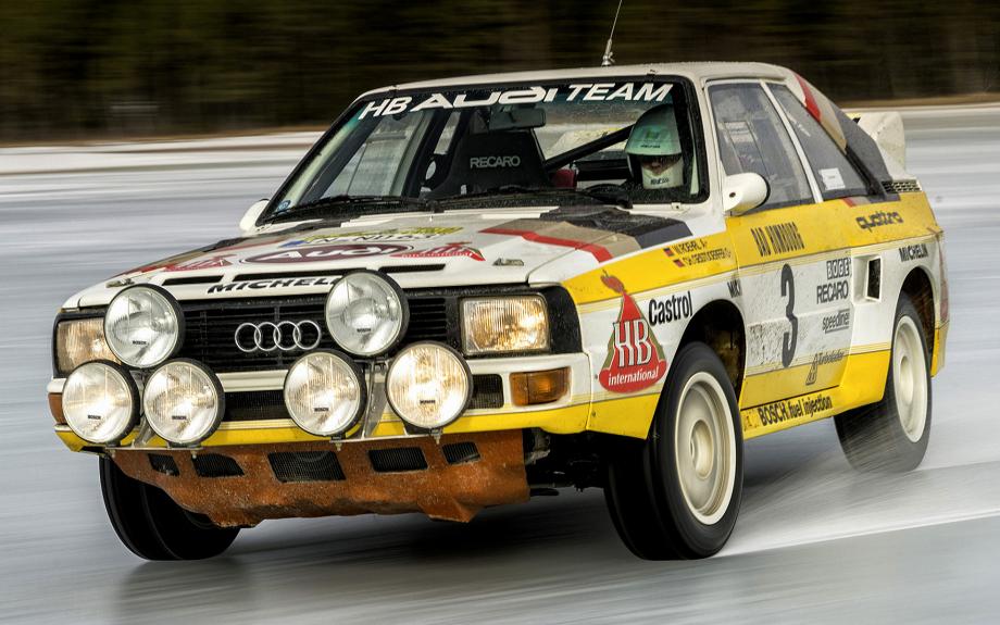 Audi Quattro Sport WRC 1985 carpixel