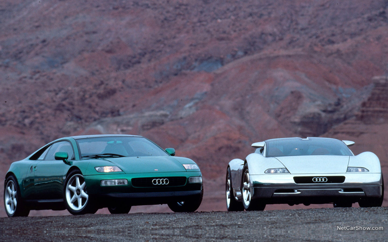 Audi Quattro Spyder Concept 1991 3f6920eb