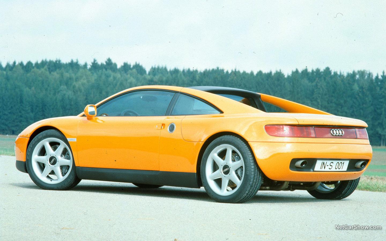 Audi Quattro Spyder Concept 1991 5de56fc3