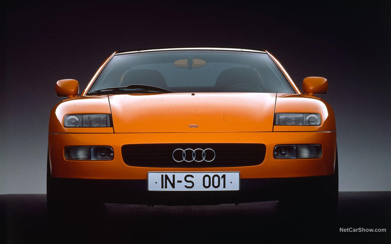 Audi Quattro Spyder Concept 1991 93b06d09