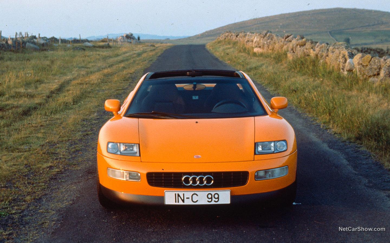 Audi Quattro Spyder Concept 1991 ef9adf4c