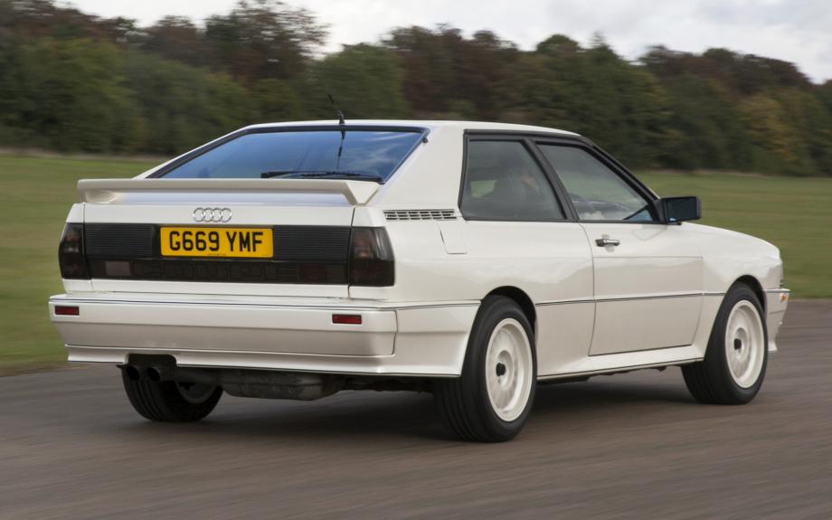 Audi Quattro UK 1985 carpixel