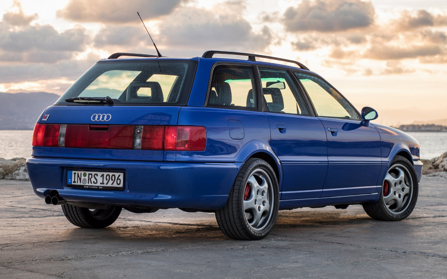 Audi RS2 Avant 1994 carpixel