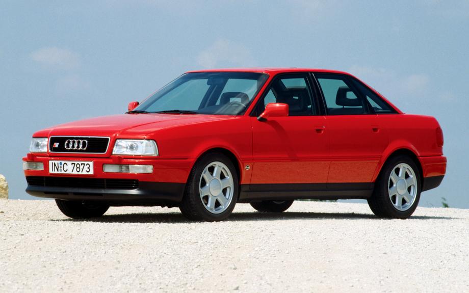 Audi S2 1993 carpixel