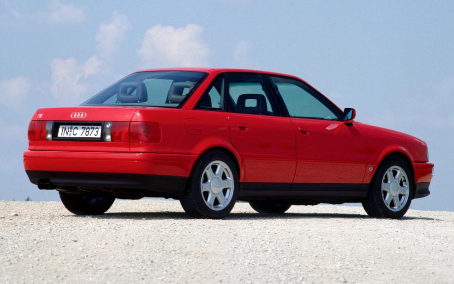 Audi S2 1993 ccarpixel
