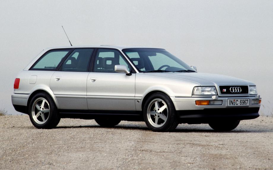 Audi S2 Avant 1993 carpixel