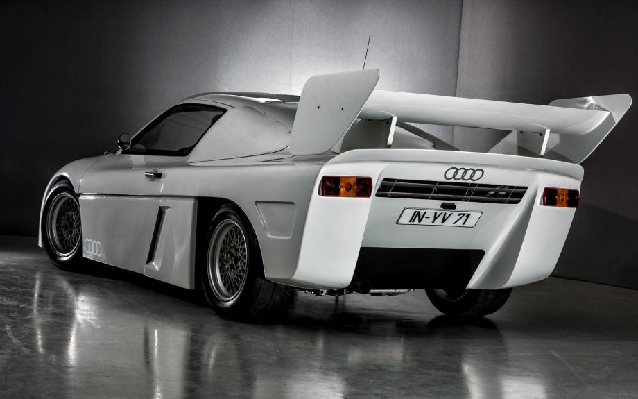 Audi Sport Quattro RS 002 Prototype 1986 carpixel