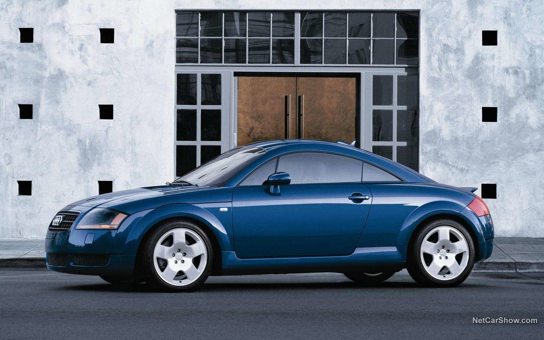Audi TT Coupé 1