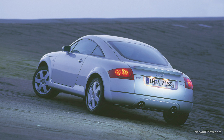 Audi TT Coupe 2001 4d2352fe
