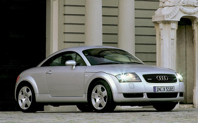 Audi TT Coupe 2001 87696ebc