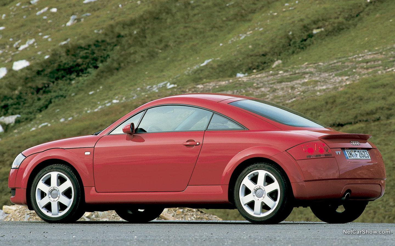Audi TT Coupe 2001 8af38158