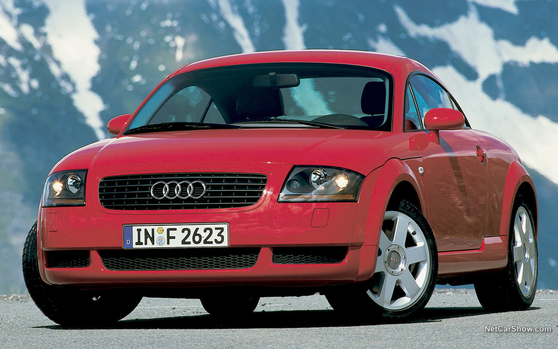 Audi TT Coupe 2001 9ef28f36