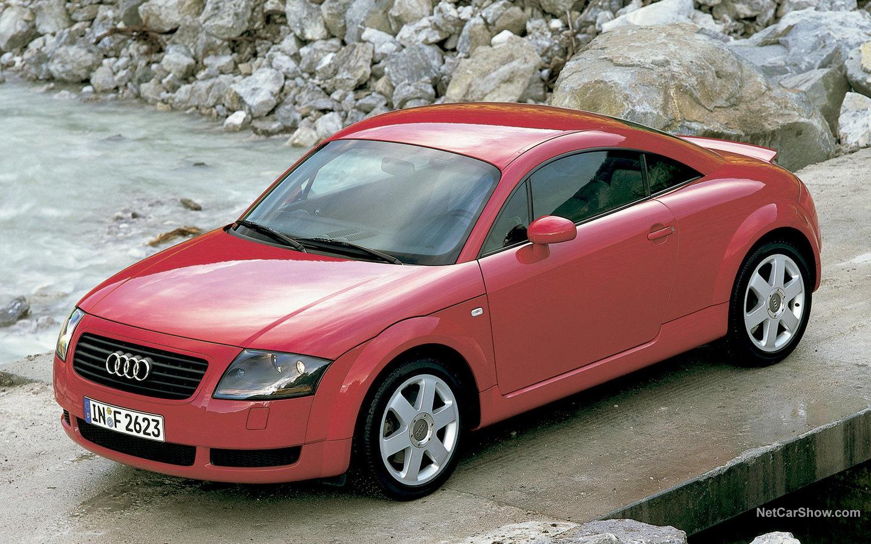 Audi TT Coupe 2001 c25714e2