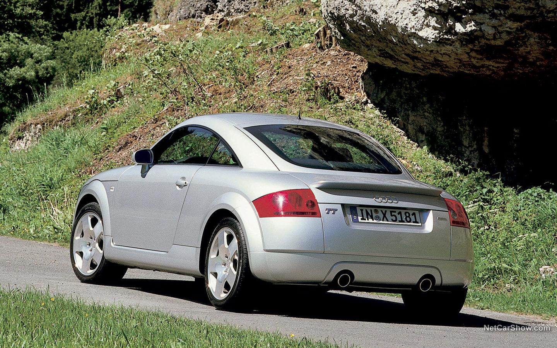 Audi TT Coupe 2001 ffaad541