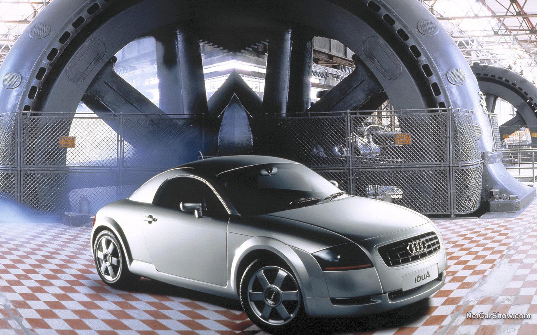 Audi TT Coupe Concept 1995 1f297494