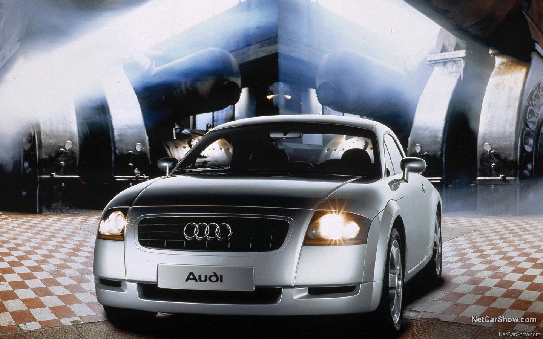 Audi TT Coupe Concept 1995 6cb02d25