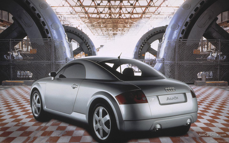 Audi TT Coupe Concept 1995 8d494d8b