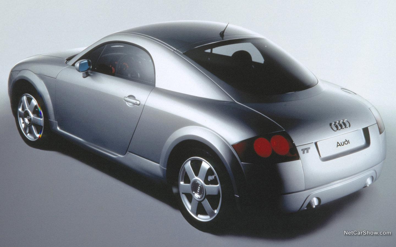 Audi TT Coupe Concept 1995 c0b23970