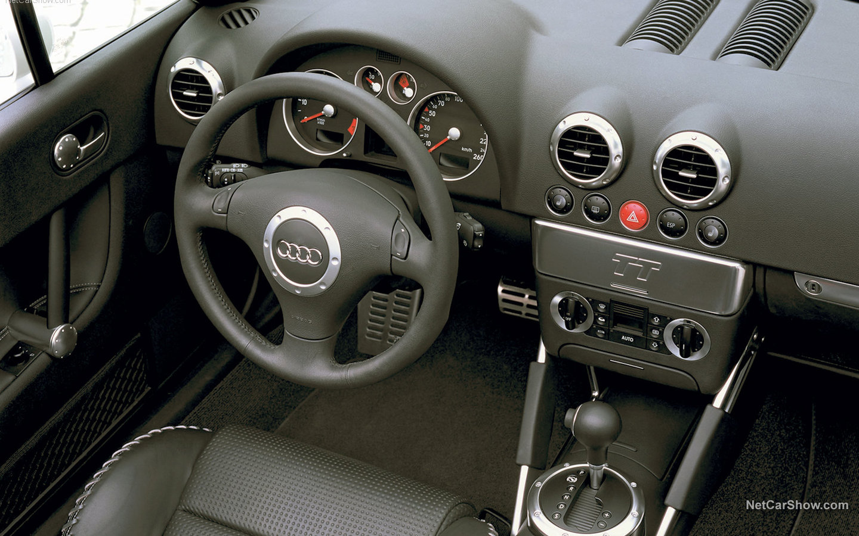 Audi TT Roadster 2002 0122a64d