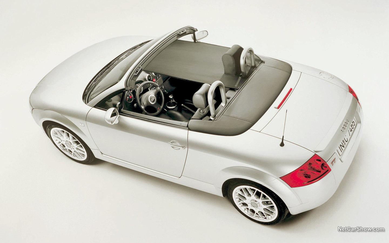 Audi TT Roadster 2002 0565746b