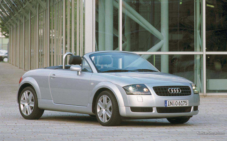 Audi TT Roadster 2002 1720b570