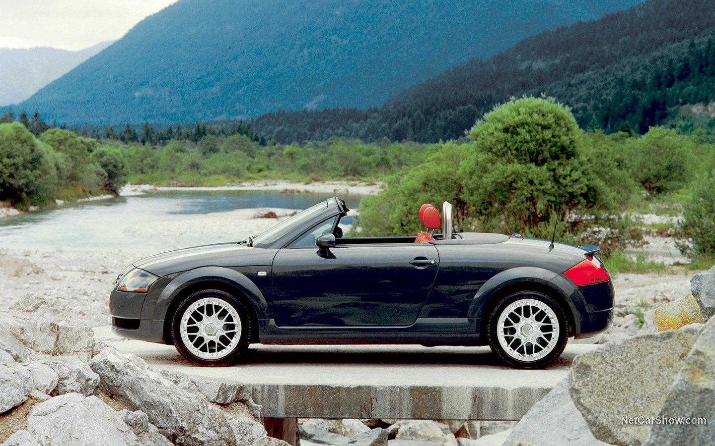 Audi TT Roadster 2002 468579ad
