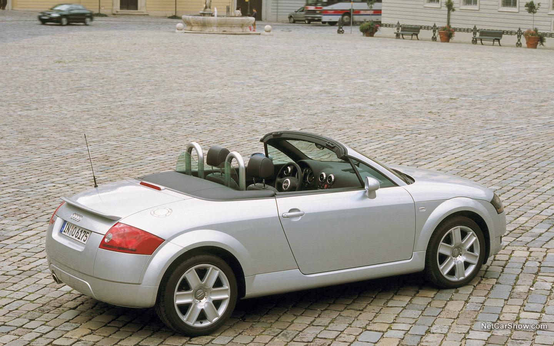 Audi TT Roadster 2002 55468e4e