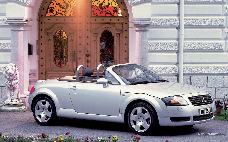 Audi TT Roadster 2002 8e42358d