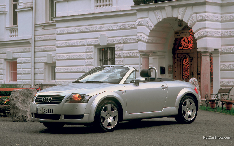 Audi TT Roadster 2002 b6857772