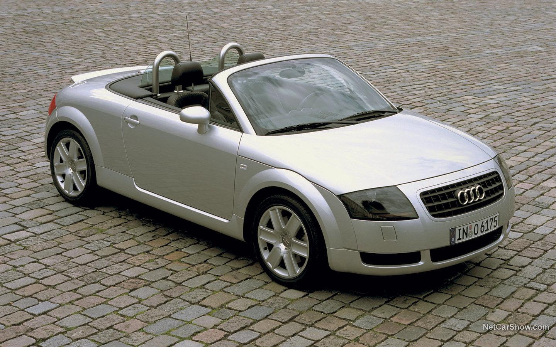 Audi TT Roadster 2002 bf6f9a22