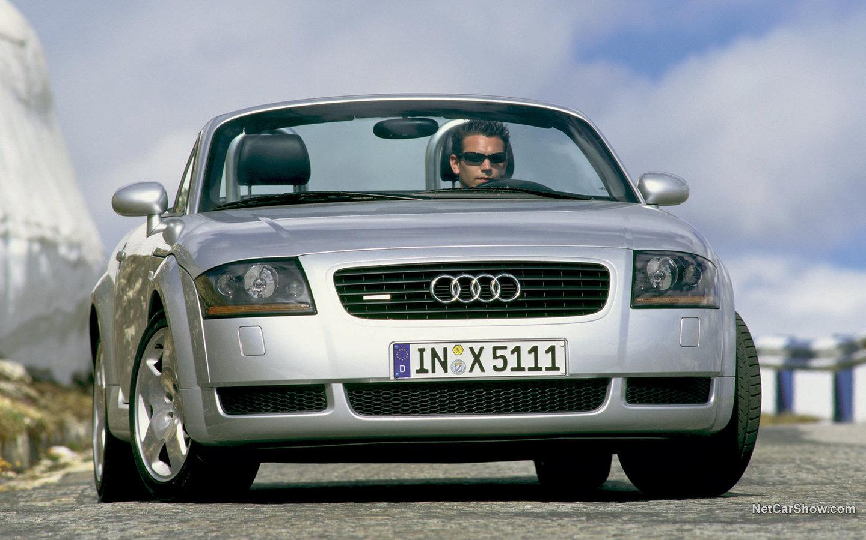Audi TT Roadster 2002 cfcfdaa9