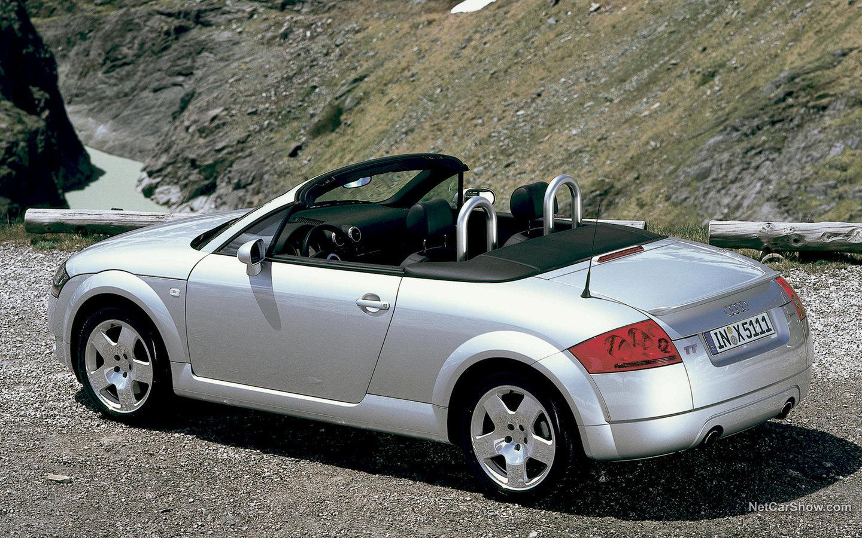 Audi TT Roadster 2002 de733bf8