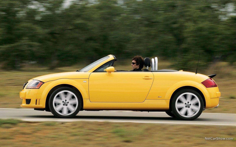 Audi TT Roadster 3