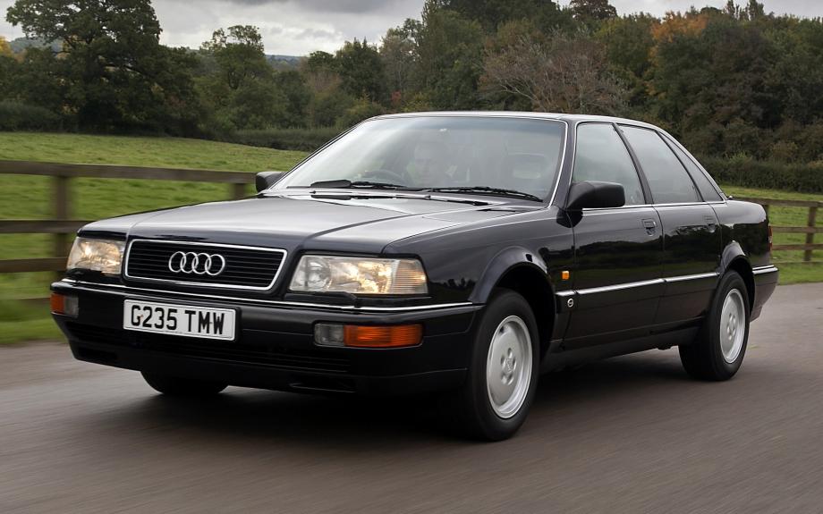 Audi V8 UK 1988 carpixel