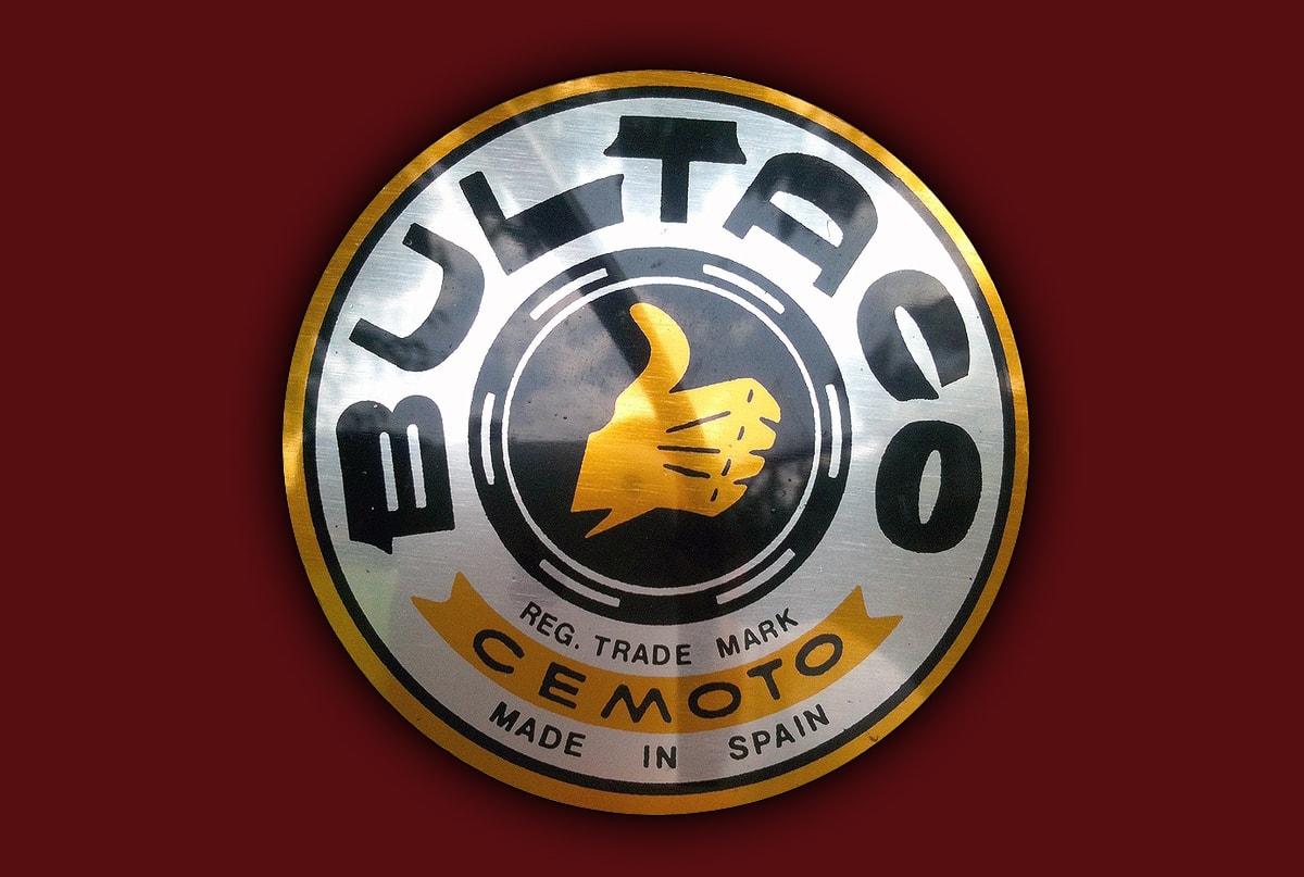 Bultaco-Logo